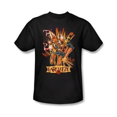 Tシャツ DCコミックス Green Lantern Avarice Larfleeze DC Comics Licensed Adult T Shirt