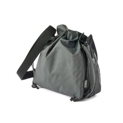 (TOOLS/ツールズ)ツールズ 巾着 ショルダーバッグ ショルダーポーチ メンズ レディース TOOLS 456t31j/ユニセックス グレー
