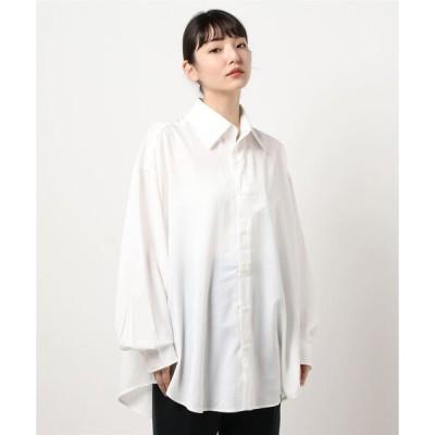 シャツ ブラウス LHPoriginal/エルエイチピーオリジナル/【web限定】オーバーサイズシルエットシャツ
