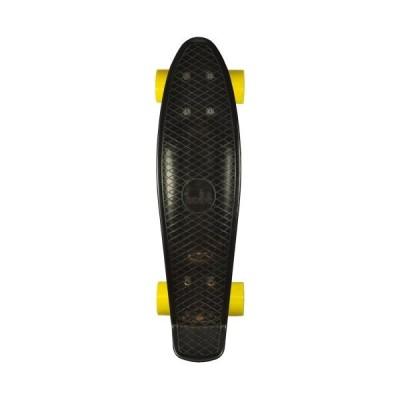 Ridge Skateboards 27 Inch Big Brother Retro Cruiser Skateboard - UK Manufactured 並行輸入品