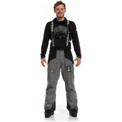 リホール Rehall メンズ スキー・スノーボード ボトムス・パンツ digger snowboard pants Camo Reflective Dots