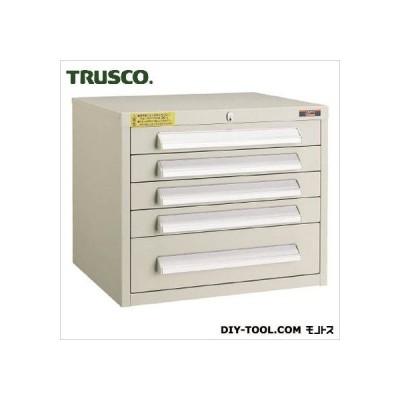 トラスコ(TRUSCO) WLVR型キャビネット500X412X420引出5段ネオグレ NG 512 x 455 x 453 mm WLVR-423