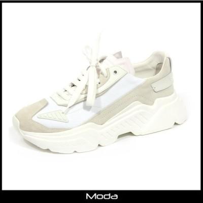 ドルチェ&ガッバーナ スニーカー メンズ 白 Dolce&Gabbana 靴