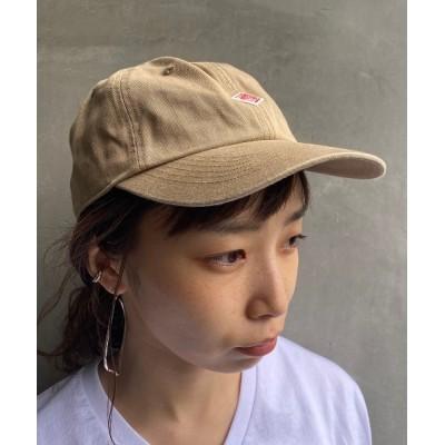 JEANS FACTORY / [DANTON/ダントン] コットンツイルキャップ WOMEN 帽子 > キャップ