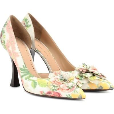 ブロック コレクション Brock Collection レディース パンプス シューズ・靴 floral pumps Cipria