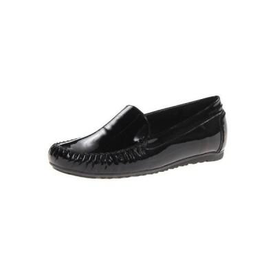 海外セレクション フラッツ オックスフォード 靴 ローズ Petals by Walking Cradles 1883 レディース Eagle ブラック ローファーs 6.5 ミディアム (B,M)