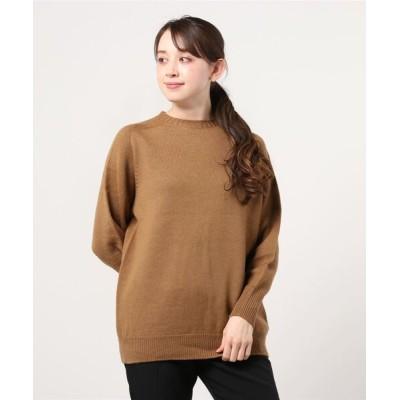 ニット SOGLIA/ソリア WEANERS SEEMLESS SWEATER シームレス セーター