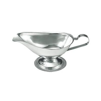 テーブルウェア 厨房用品 / 18-8アメリカンソースポット90cc 寸法: 116 x 64 x H63mm 全長::148mm