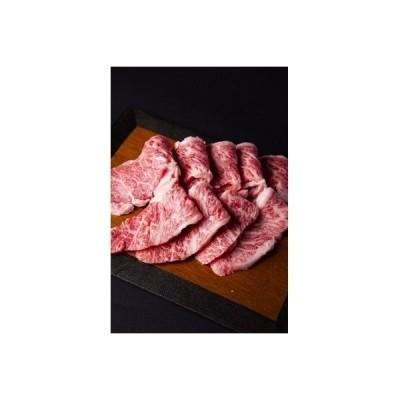 長井市 ふるさと納税 【米沢牛A5】カルビ焼肉用450g<肉の大場>