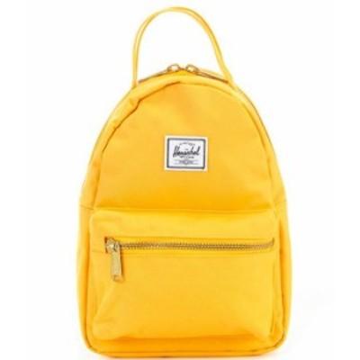 ハーシェルサプライ レディース バックパック・リュックサック バッグ Nova Mini Zip Backpack Blazing Orange