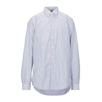 アスペジ ASPESI シャツ ホワイト 44 コットン 100% シャツ