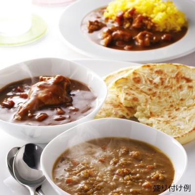 【お昼ストック】 3種のカレーセット 6食セット(博多華味鳥)