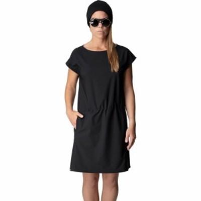 フーディニ Houdini レディース ワンピース ワンピース・ドレス dawn dress True Black