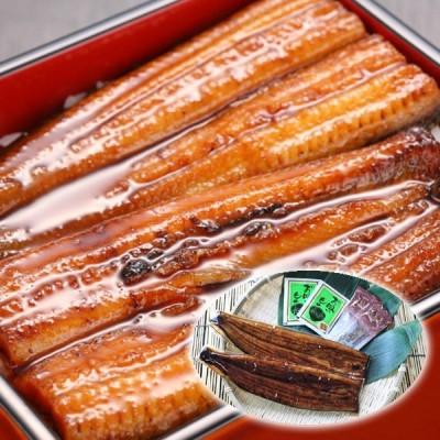 浜名湖うなぎ 蒲焼きセット(2人前)  浜松直送冷凍便 商品代引き不可