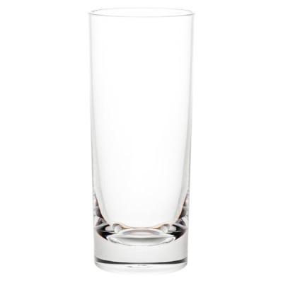 ポリカーボネート 花器 花瓶 PVグラス 6.5×H18cm 透明 安全 耐衝撃 丈夫