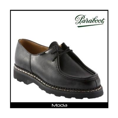 パラブーツ ブーツ メンズ 黒 ブラック Paraboot 靴 MICHAEL レザー