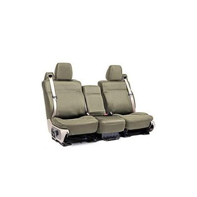 送料無料 Coverking Custom Fit Molded Seat Cover (1 Row) for Select Ford Models