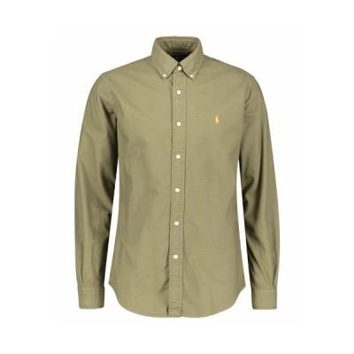 ラルフローレン シャツ メンズ トップス Shirt - grn