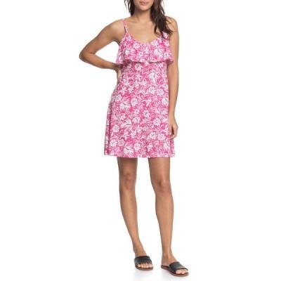 ロキシー レディース ワンピース トップス Real Friends Dress MML6-BEETROOT PURPLE