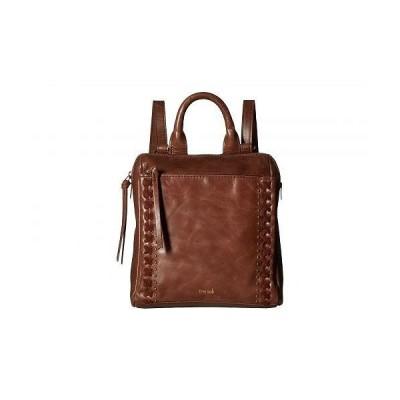 The Sak サク レディース 女性用 バッグ 鞄 バックパック リュック Loyola Convertible Mini Backpack - Teak