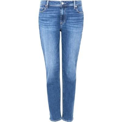 ペイジ Paige レディース ジーンズ・デニム ボトムス・パンツ Cindy blue straight-leg jeans Blue
