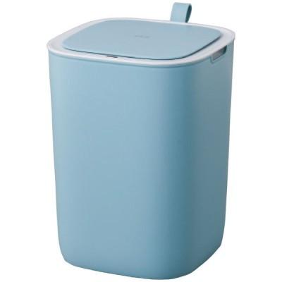 EKO EK6288-12L-BU ブルー モランディプラスチックセンサービン [ゴミ箱(12L)]