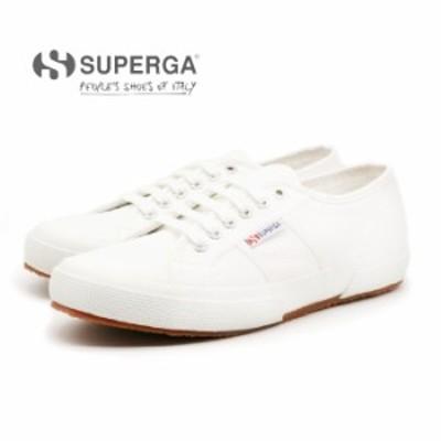 SUPERGA スニーカー 2750 COTU CLASSIC S000010 WHITE / スペルガ 2750 コットン キャンバス クラシック 白
