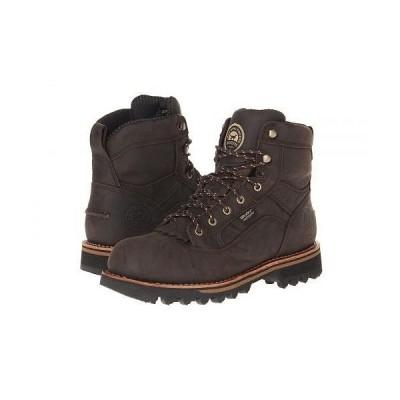 "Irish Setter アイリッシュセター メンズ 男性用 シューズ 靴 ブーツ ワークブーツ Trailblazer 7"" Full Grain Leather Waterproof - Brown"