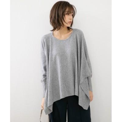 ketty online store / 変形ニットトップス WOMEN トップス > ニット/セーター
