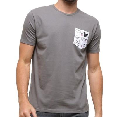 NFL Tシャツ ディズニー Disney 半袖 メンズ グレー