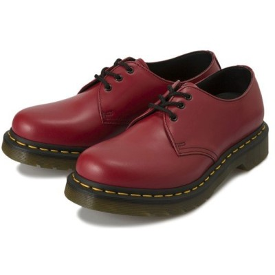 Dr.Martens ドクターマーチン 1461 W BUTTERO 3EYE SHOE 24755602 ABC-MART限定 *RED