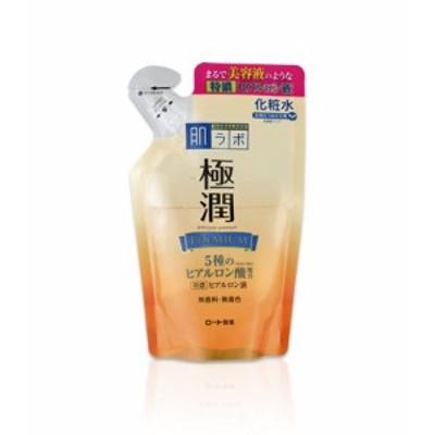 【ロート製薬】 肌研(ハダラボ)極潤 プレミアム ヒアルロン液 170ml 詰め替え用