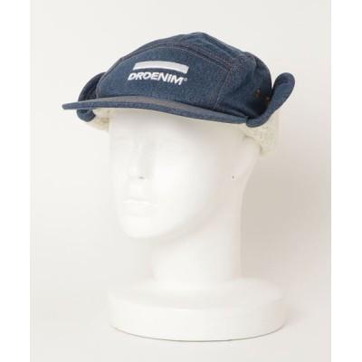 COMMON WARE / RE:DR.DENIM Hopper Cap MEN 帽子 > キャップ