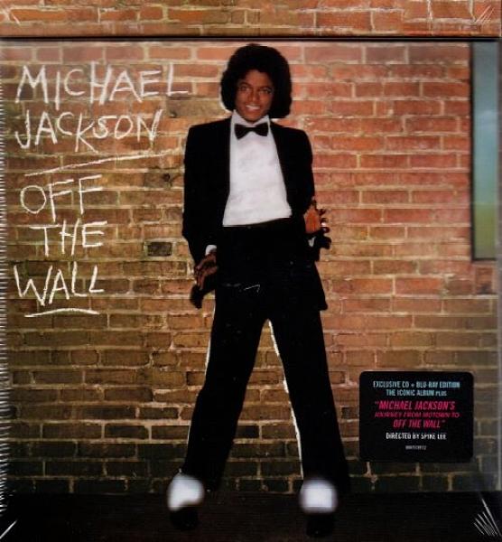 停看聽音響唱片】【CD】MICHAEL JACKSON OFF THE WALL(BD+CD)