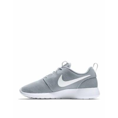 ナイキ メンズ スニーカー シューズ Nike Roshe One sneakers in wolf gray Grey