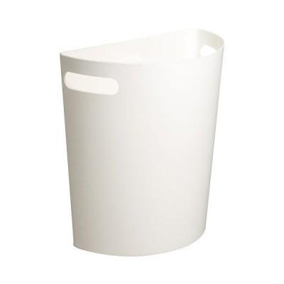 伊勢藤 壁掛けゴミ箱 ホワイト I-525