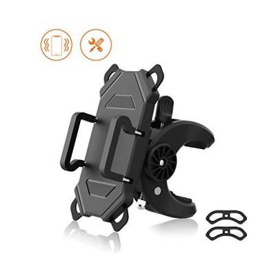 【並行輸入品】ihens5 Bike Phone Mount,Bicycle Cell Phone Holder,Universal Motorcyc