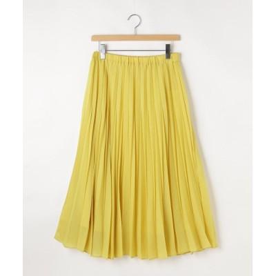 OFF PRICE STORE(Women)(オフプライスストア(ウィメン)) NATURAL BEAUTYアコーディオンプリーツスカート