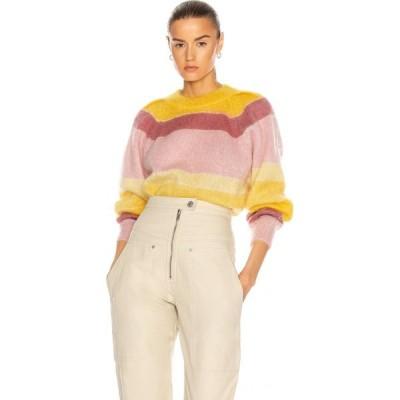 イザベル マラン Isabel Marant Etoile レディース ニット・セーター トップス daniel sweater Yellow
