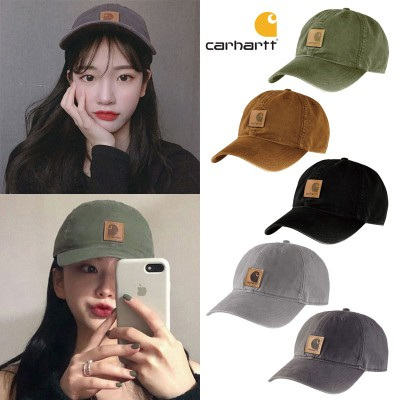 [CARHARTT] 100289 M Odessa cap カーハート キャップ 帽子 レディース メンズ 韓国ファッション