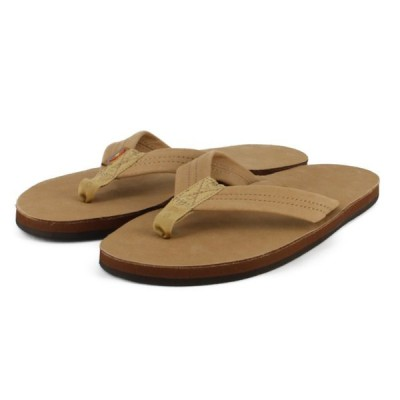 レインボーサンダル MENS SINGLE LAYER PREMIER LEATHER 301ALTS SRBR メンズ ビーチサンダル RAINBOW SANDALS