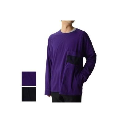 ヒューミス HUMIS アドベンチャー ラグランスリーブ ロングTシャツ ADVENTURE RAGRANSLEEVE LONG T-SH M-TO1101 2019春夏 2019SS