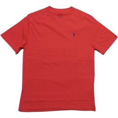 ポロ ラルフローレン ボーイズサイズ 半袖 ワンポイント Tシャツ レッド系 Polo Ralph Lauren boys 281