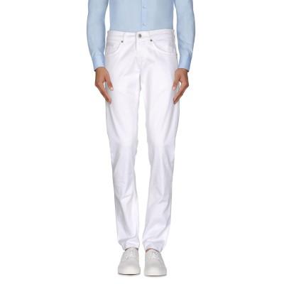 ドンダップ DONDUP パンツ ホワイト 29 98% コットン 2% ポリウレタン パンツ