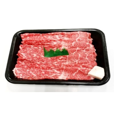 伊賀肉 森辻の伊賀牛A5 すきやき(モモ・バラ肉)約500g (冷凍)