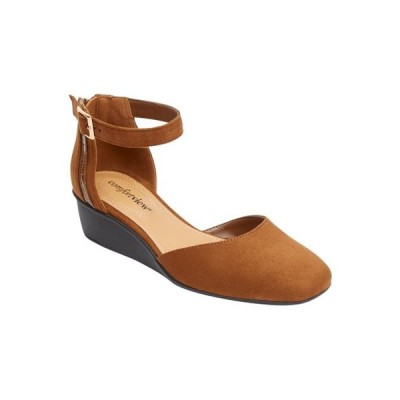 レディース 靴 コンフォートシューズ Comfortview Women's Wide Width The Aurelia Wedge