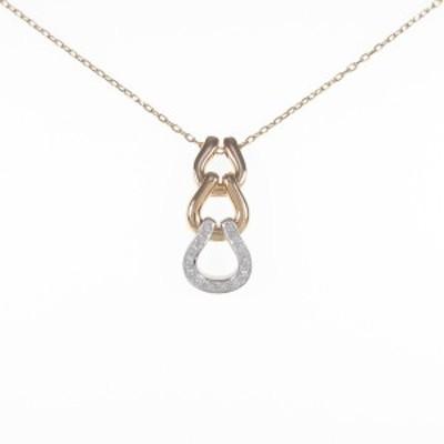 【中古品】ヴァンドーム ダイヤモンドネックレス
