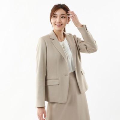 *Marisol掲載*【XSサイズ〜】【美Jacket】ストレッチポンチテーラードジャケット