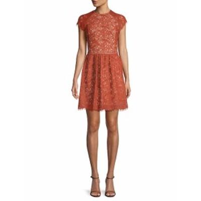 スタイルストーカー レディース ワンピース Laylor Lace Cotton Dress