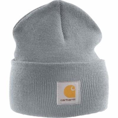 カーハート Carhartt ユニセックス ニット ニットキャップ 帽子 A18 Watch Hat Heather Grey